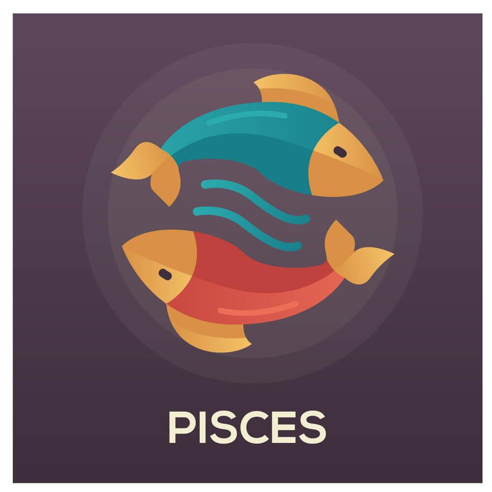 Fiskarna Stjärntecken Pisces