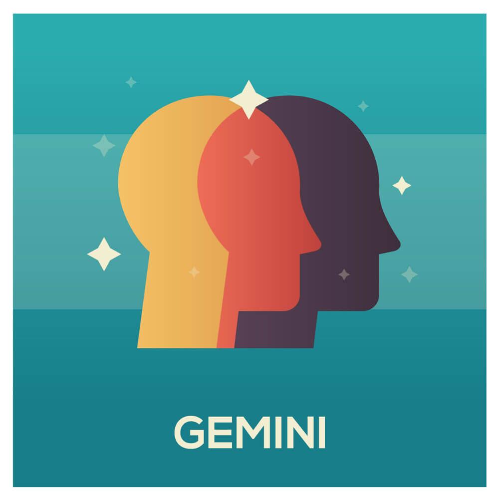 Tvillingarna Stjärntecken Gemini